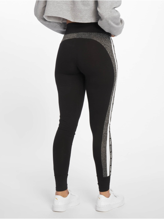 Tally Weijl Legging Knit Print Fancy schwarz