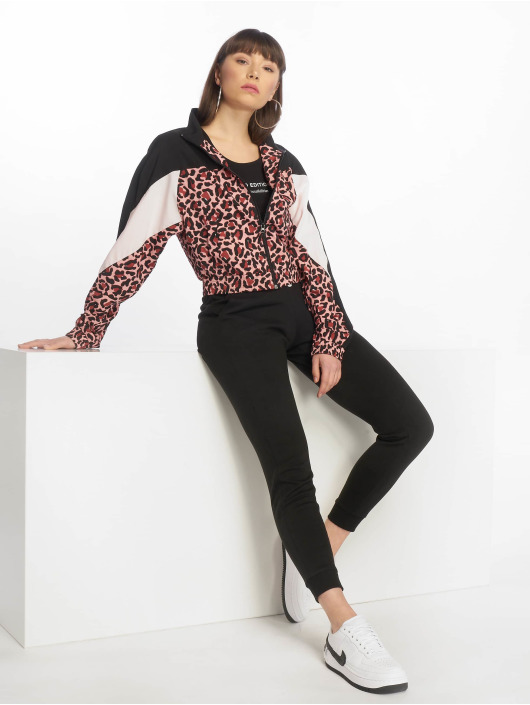 Tally Weijl Lightweight Jacket Woven pink