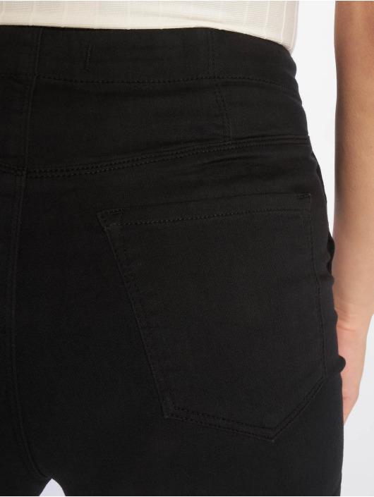 Tally Weijl Pantalón cortos High Waist negro