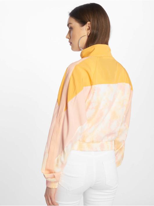 Tally Weijl Prechodné vetrovky Honey Golden oranžová