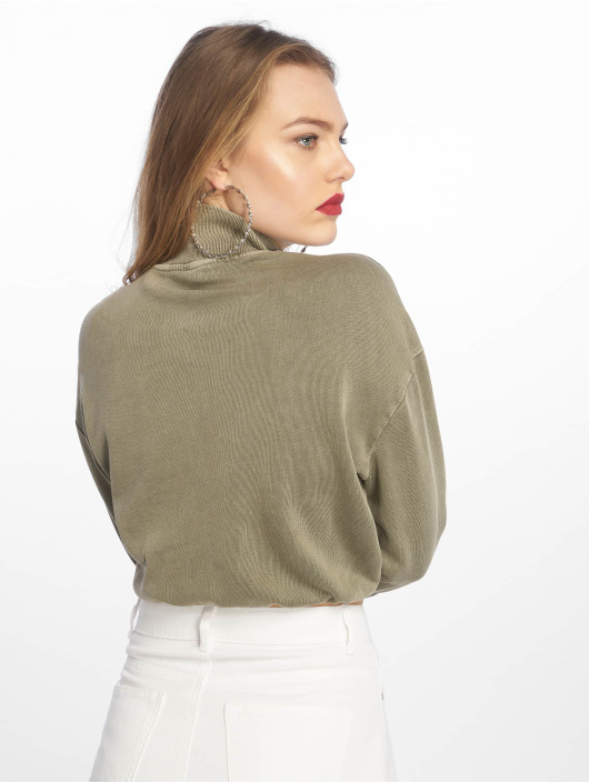 Tally Weijl Pullover Knit olive