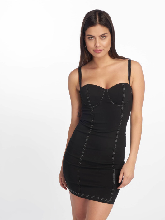 Tally Weijl Robe Bodycon noir