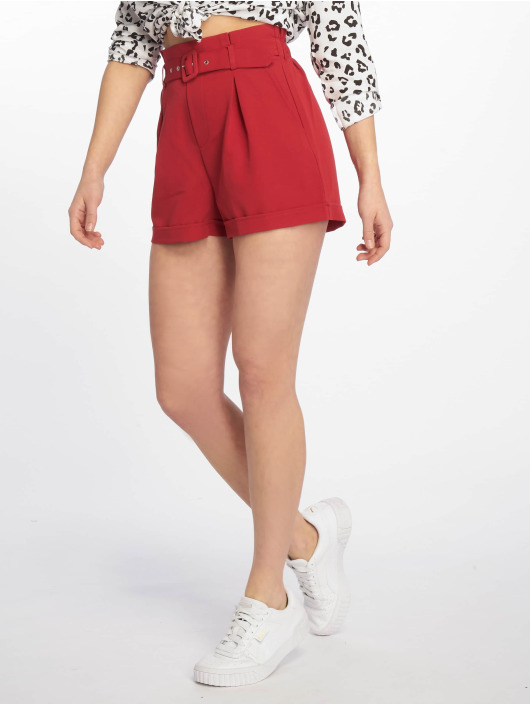 Tally Weijl shorts Buckle rood