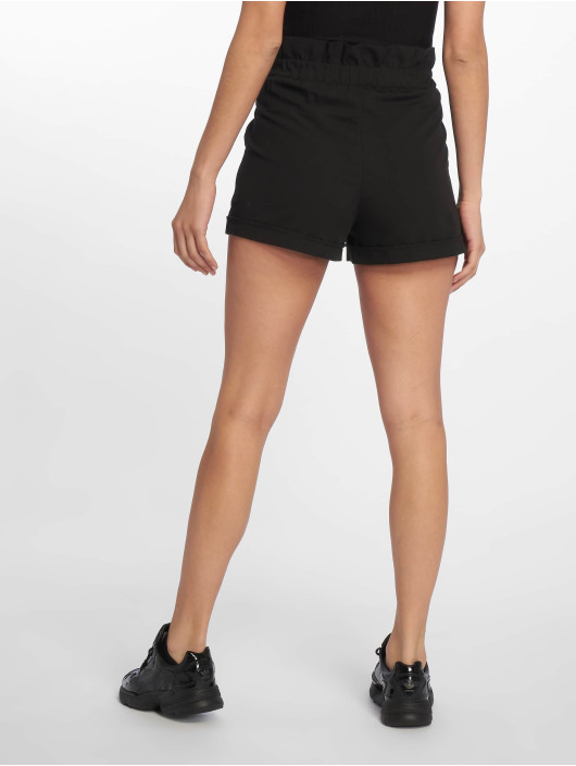 Tally Weijl shorts Buckle zwart