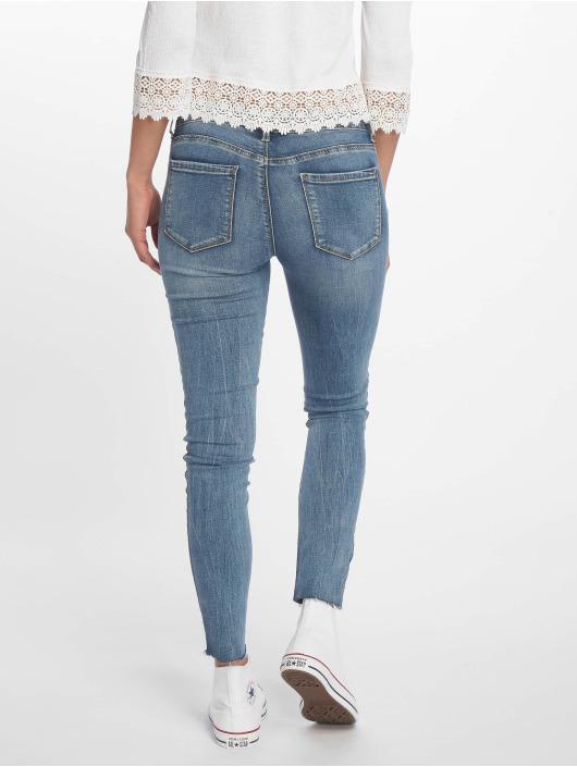 Tally Weijl Skinny jeans Low Waist blå
