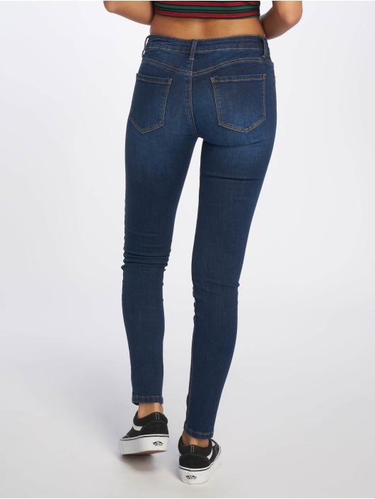 Tally Weijl Skinny jeans Low Waist blauw