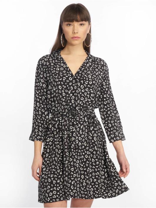 Tally Weijl Sukienki Maroccan Crepe Long czarny