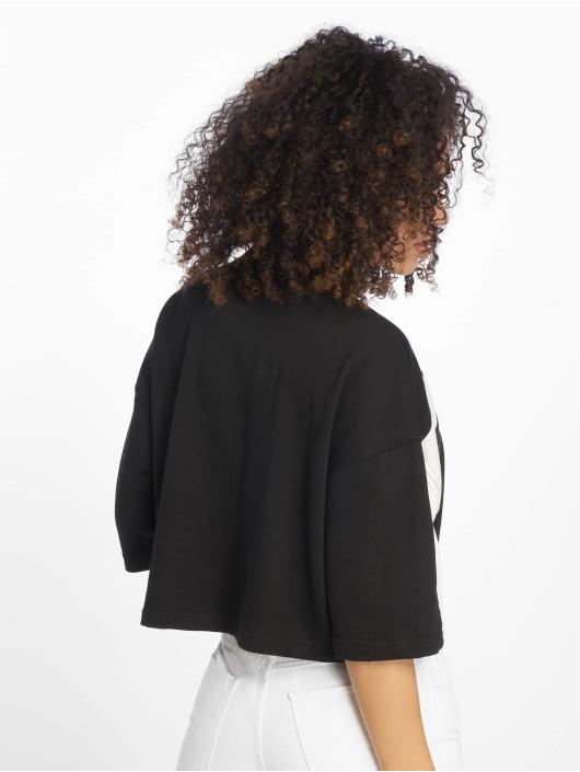Tally Weijl T-Shirt Knit noir