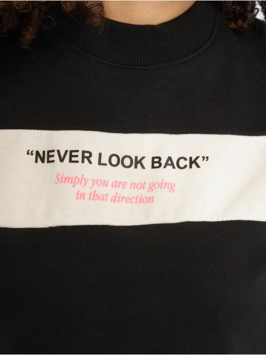 Tally Weijl t-shirt Knit zwart