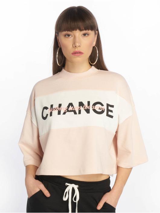 Tally Weijl T-shirts Knit pink
