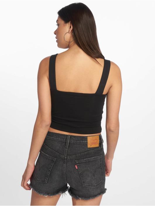 Tally Weijl top Basic Knitted zwart