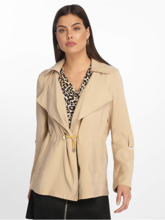 Tally Weijl Transitional Jackets Almond Milk beige