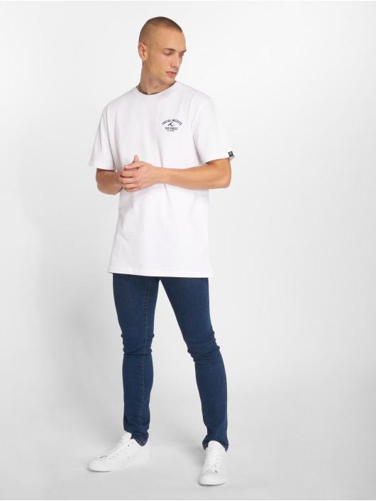 The Dudes T-skjorter Mr Finger hvit