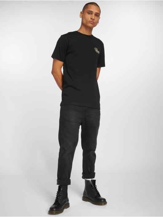 The Dudes T-skjorter STFU svart