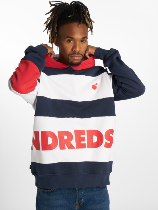 The Hundreds Hoodie Fig blue