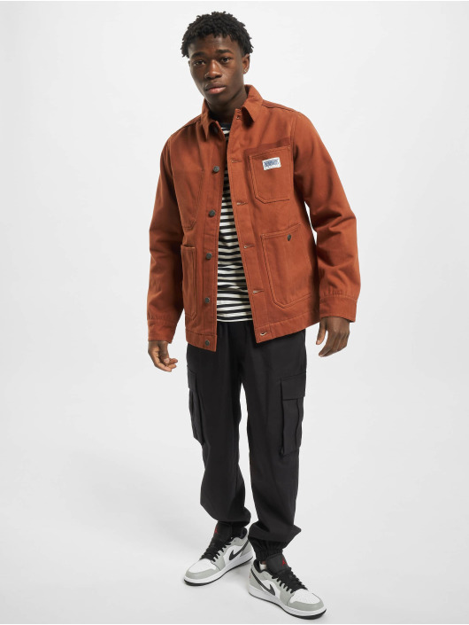 The Hundreds Lightweight Jacket Stanton brown
