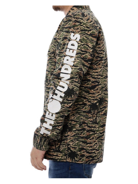 The Hundreds Longsleeves Guerrero moro