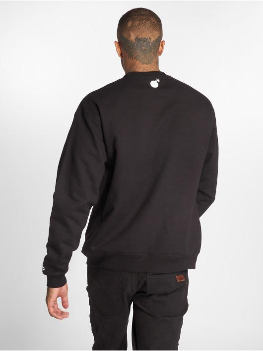 The Hundreds Pullover Bar None black