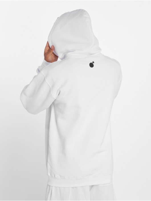 The Hundreds   Forever Bar blanc Homme Sweat capuche 514816 cdaeaf648403