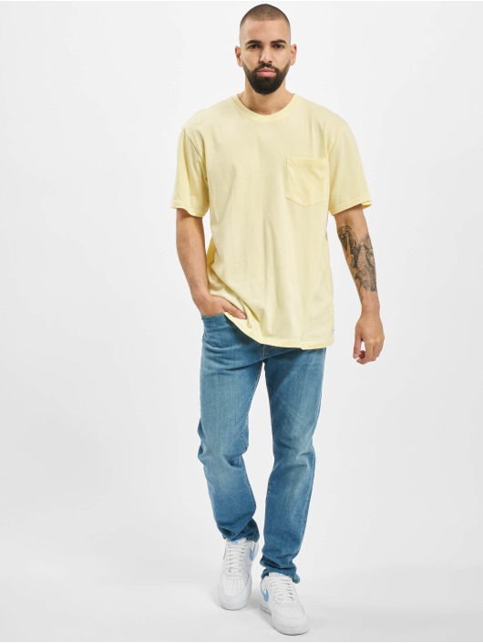 The Hundreds T-paidat Perfect keltainen