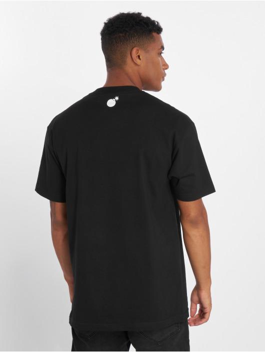 The Hundreds T-Shirt Goal black