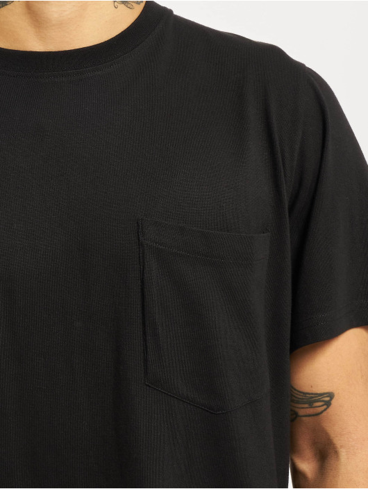 The Hundreds T-Shirt Perfect Pocket schwarz