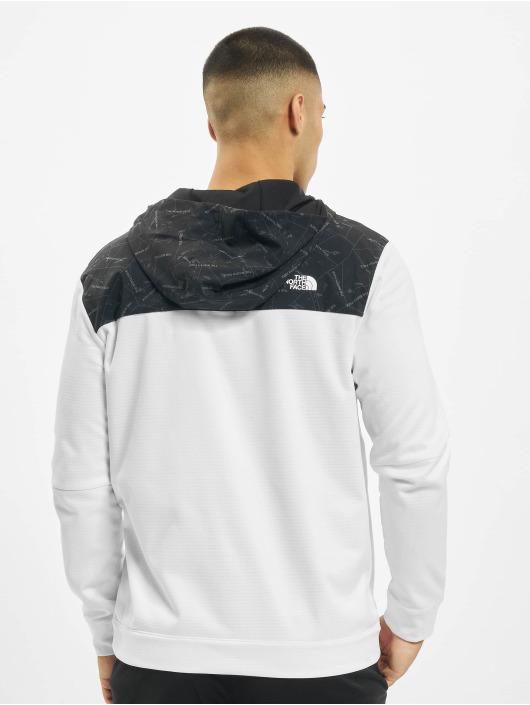 The North Face Демисезонная куртка Train N Logo Overlay белый
