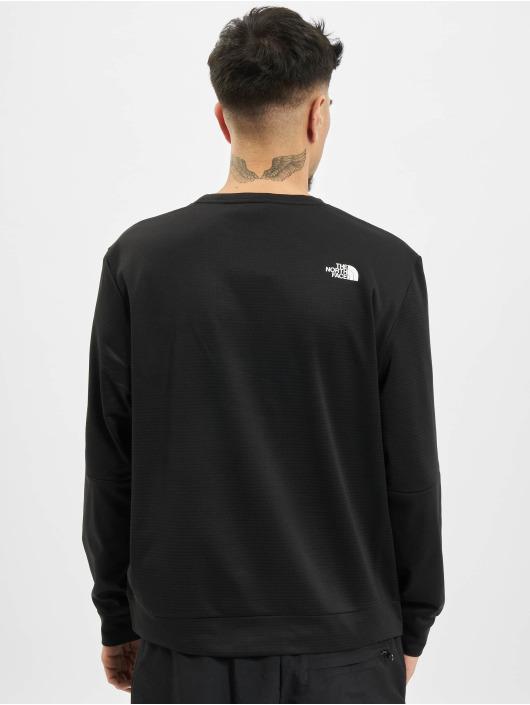 The North Face Пуловер Train Logo черный