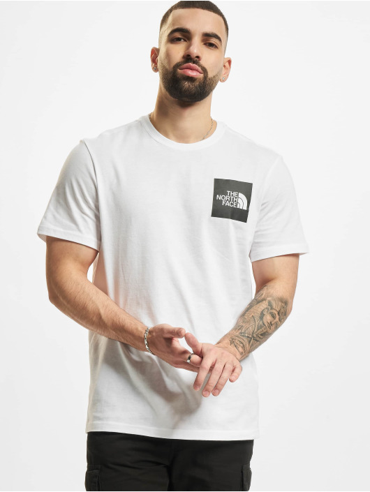 The North Face Футболка M SS Fine Tee белый