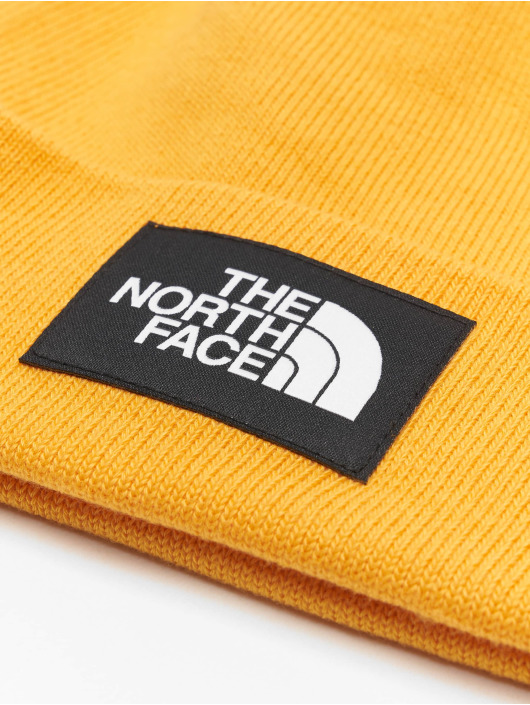 The North Face Beanie Face Dock Worker Recycled amarillo