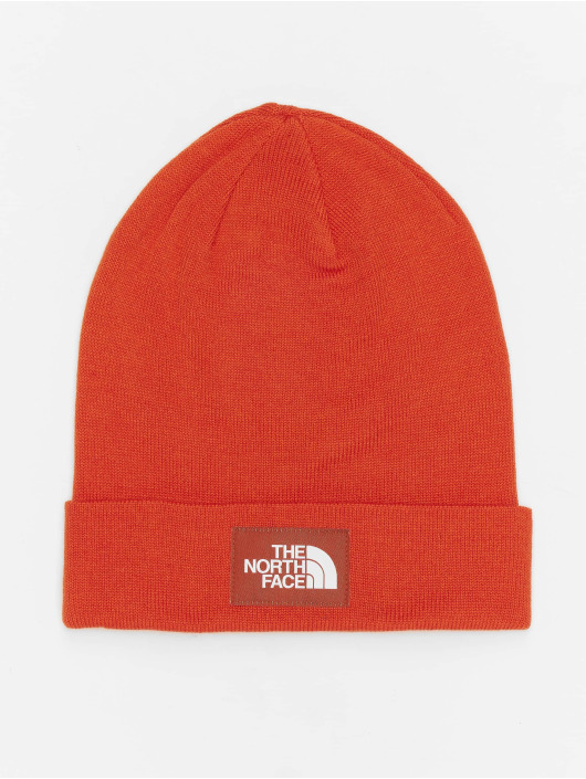 The North Face Beanie Dock Worker Recycled orange