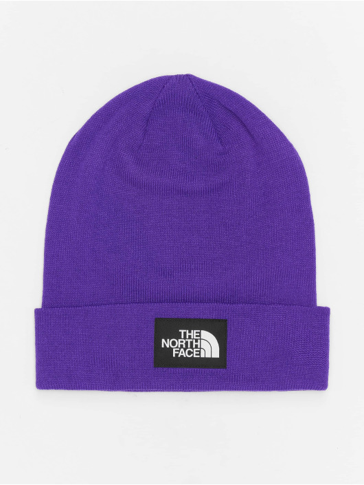 The North Face Beanie Dock Worker Recycled purple
