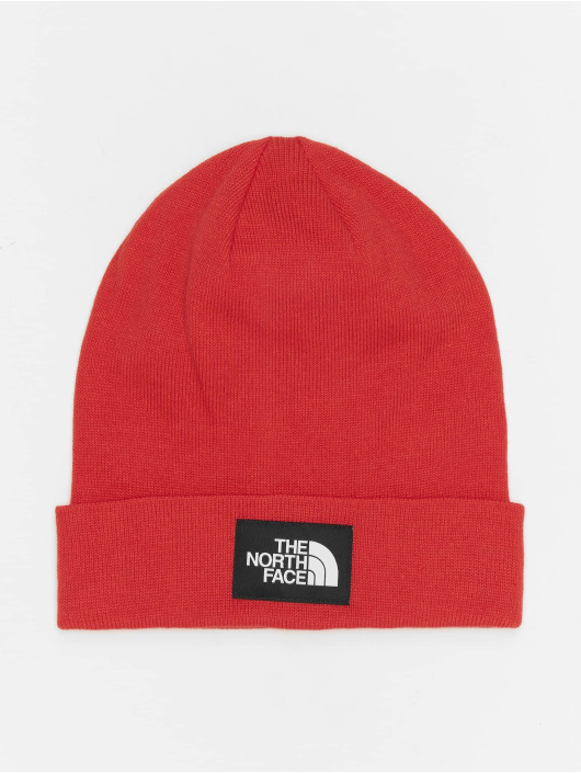 The North Face Beanie Dock Worker Recycled red