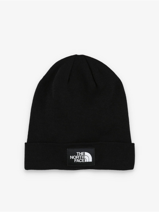The North Face Beanie Dock Worker Recycled schwarz