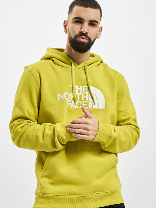 The North Face Bluzy z kapturem Face Drepeak Plv Hd zielony
