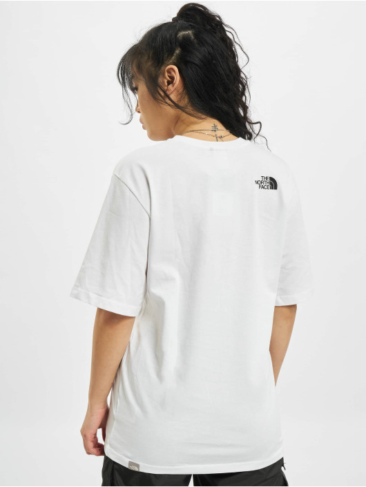 The North Face Camiseta Bf Easy blanco