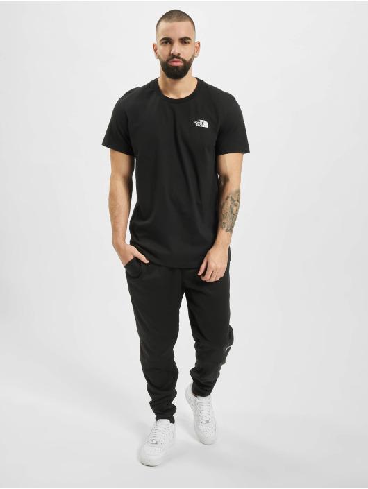 The North Face Camiseta Simple Dom negro