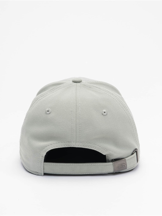 The North Face Casquette Snapback & Strapback Recycled 66 Classic gris