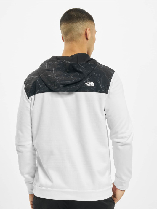 The North Face Giacca Mezza Stagione Train N Logo Overlay bianco