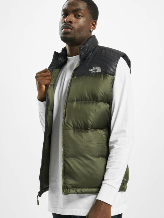 The North Face Gilet Nevero Down verde