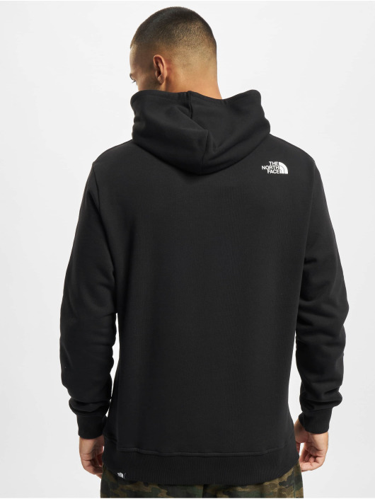 The North Face Hoodie Fine black