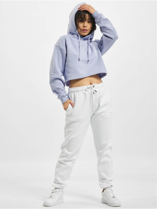 The North Face Hoodie Trnd Crp lila