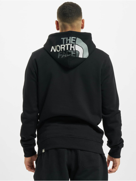 The North Face Hoodie M Seasonal Drew Peak svart