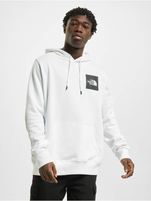 The North Face Hoodie Fine white