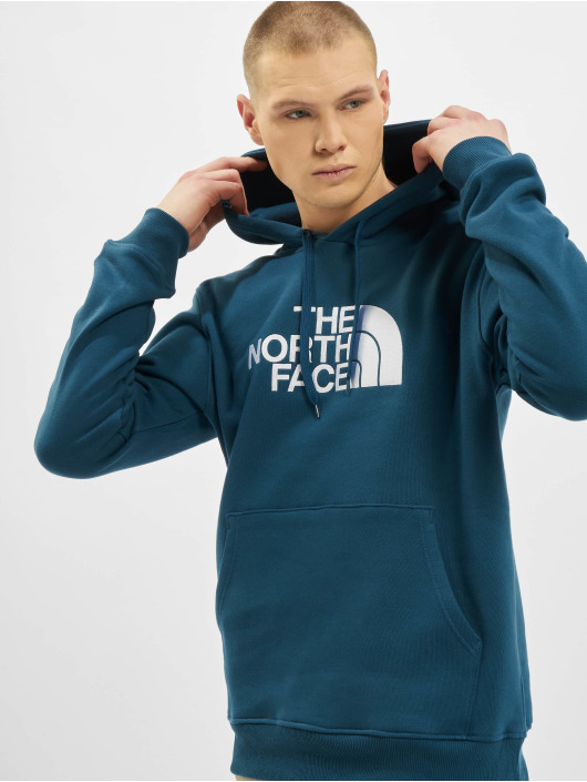 The North Face Hoodies Drepeak Plv blå