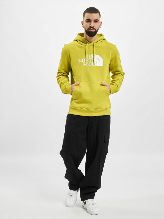 The North Face Hoodies Face Drepeak Plv Hd zelený