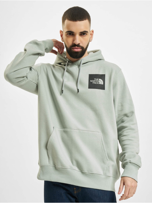 The North Face Hoody Fine grijs