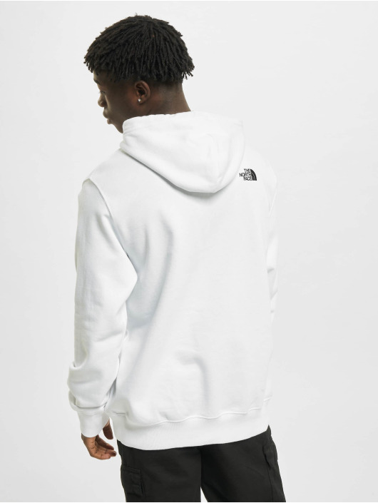 The North Face Hoody Fine weiß
