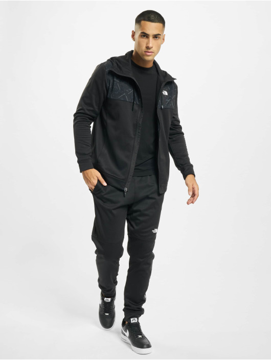 The North Face Jogginghose Train N Logo Cuffed schwarz