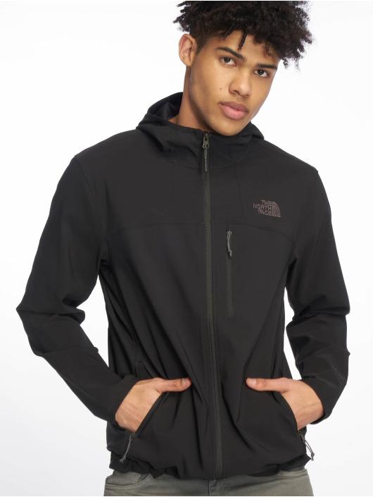 The North Face Lightweight Jacket Nimble Hooded black